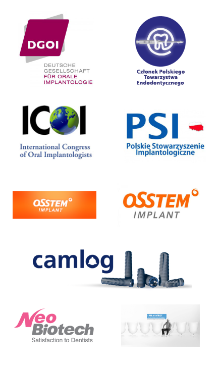 Certificates dental implants Krakow